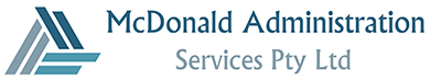 McDonald Administration Services Pty Ltd Retina Logo